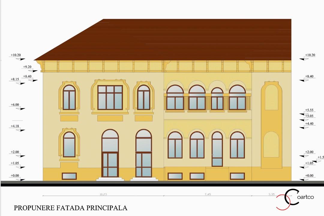 Proiect Fatada Casa, Pret Profile Decorative Polistiren
