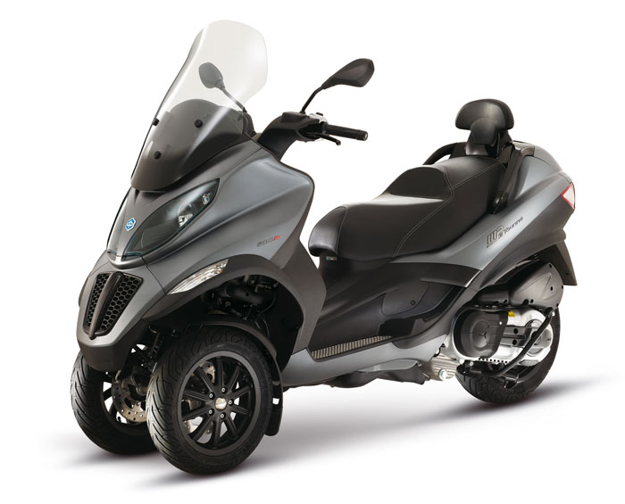 2013 piaggio mp3 touring 500 i e sport review and prices. Black Bedroom Furniture Sets. Home Design Ideas