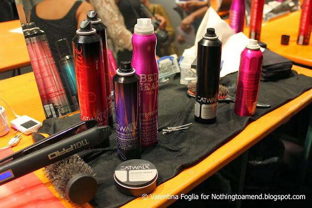 Prodotti per capelli TIGI