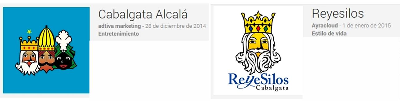 App Cabalgata de Reyes Magos de Alcalá de Guadaíra