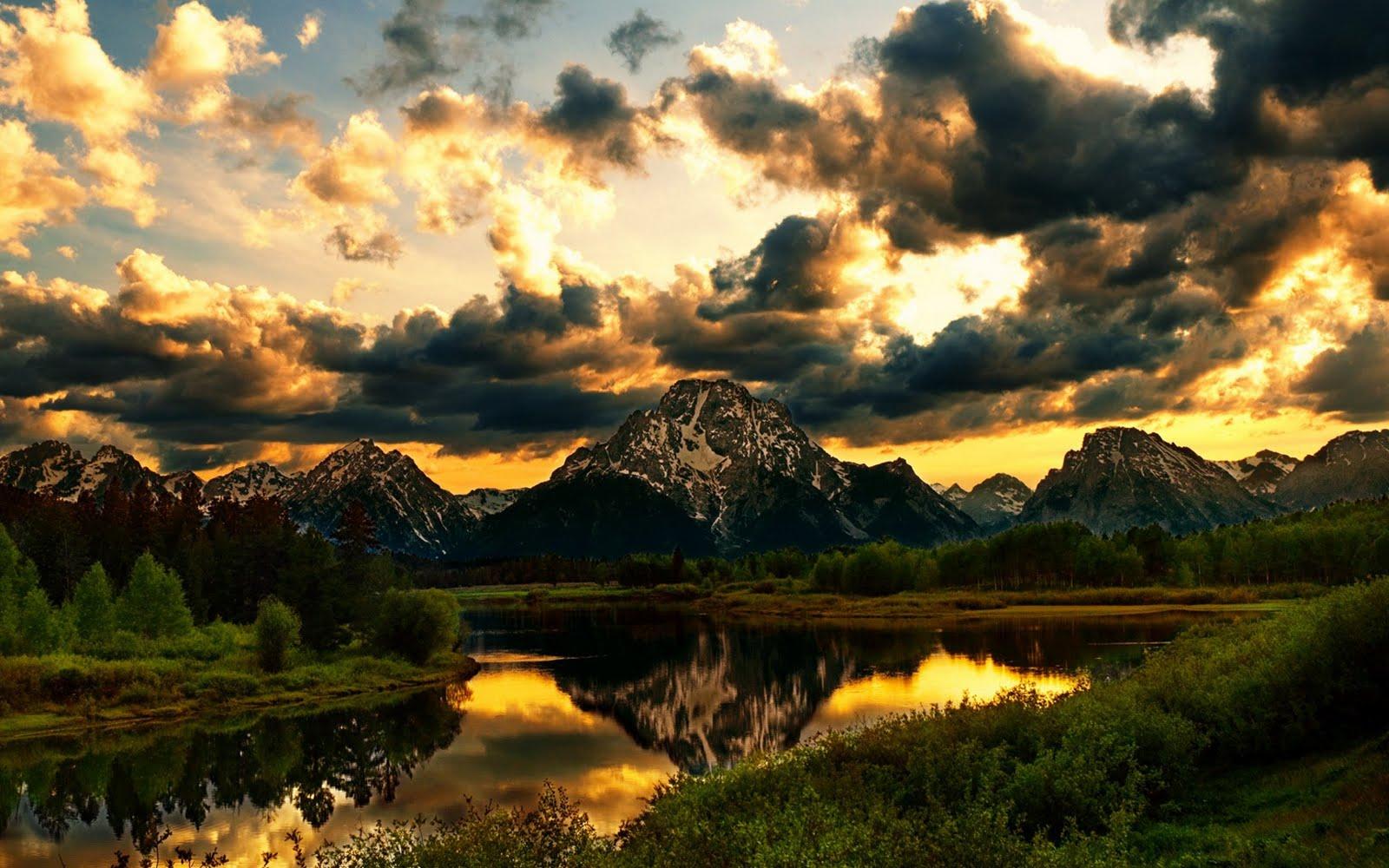 High Resolution Wallpaper: Mountains Wallpapers