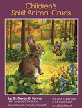 Children's Spirit Animal Cards by Dr. Steven Farmer