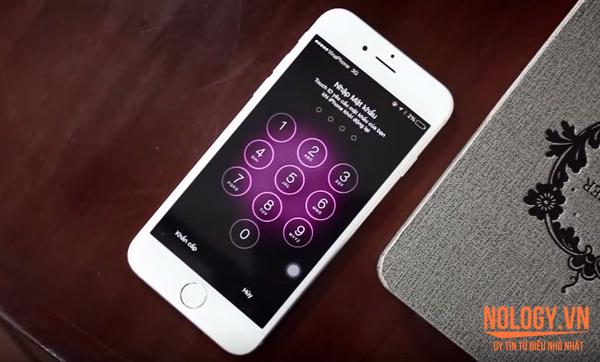 mua iPhone 6 bản lock