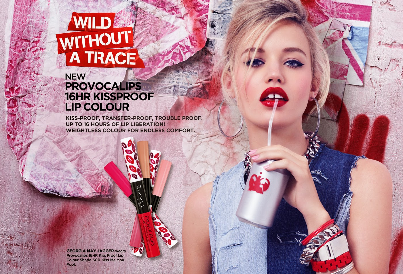 Rimmel London: Provocalips Lip Colour