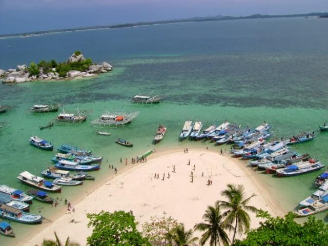 Cari Paket Hemat Wisata ke Bangka Belitung