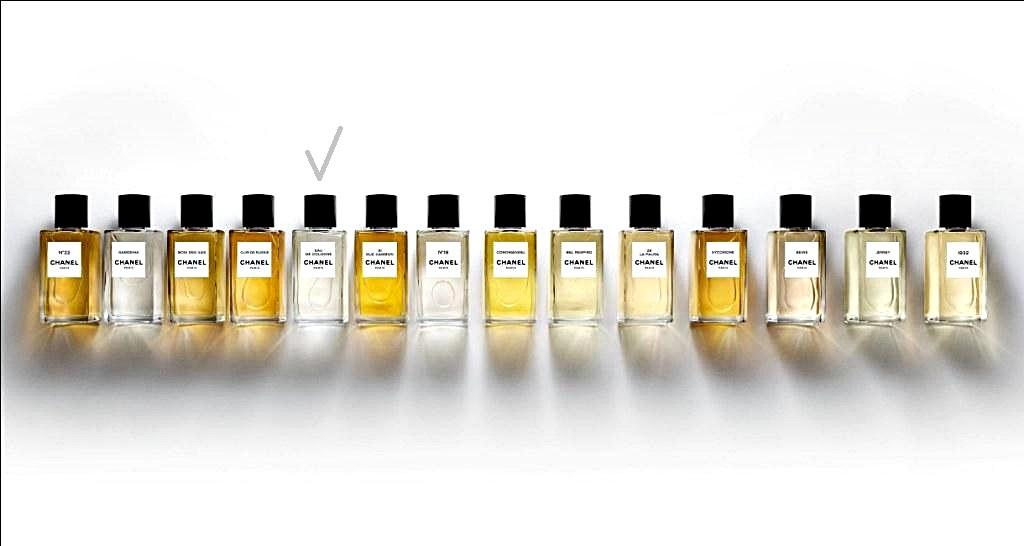 E_katerina: Chanel eau de cologne и немного о покупках лета 2014
