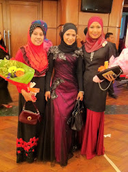 My Great Mentor - DDM Admie Shuhada, CDM Maisarah and DDM Nurul Aini