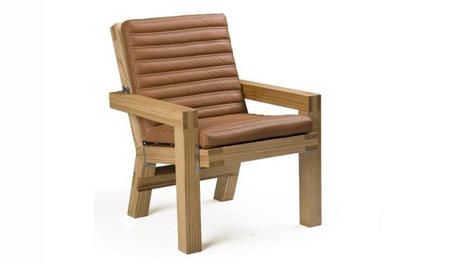 docente bombal algunas sillas creativas de madera
