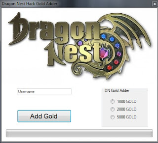 Dragon Nest Free Gold Hack Tool Adder ~ Hacks, Keygen, Cheats