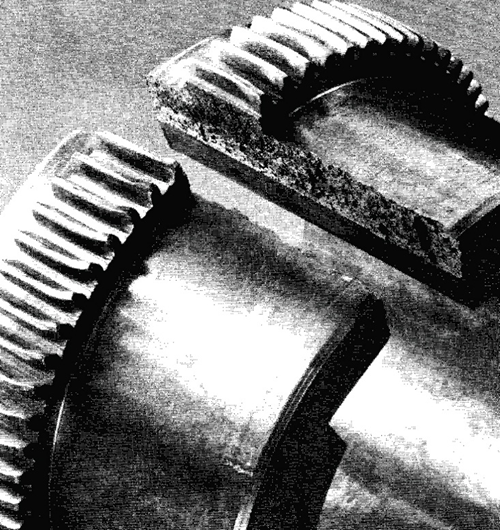 Gear Coupling Hub Burst Due to Over Torque