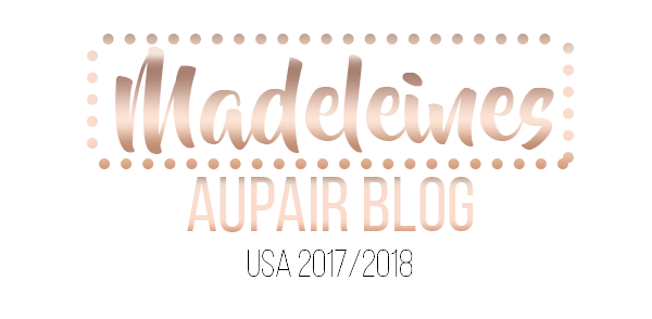 Madeleine's AuPair Blog