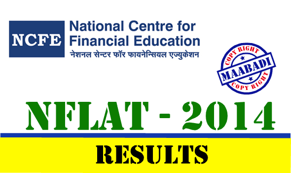 NCFE NFLAT Results 2014