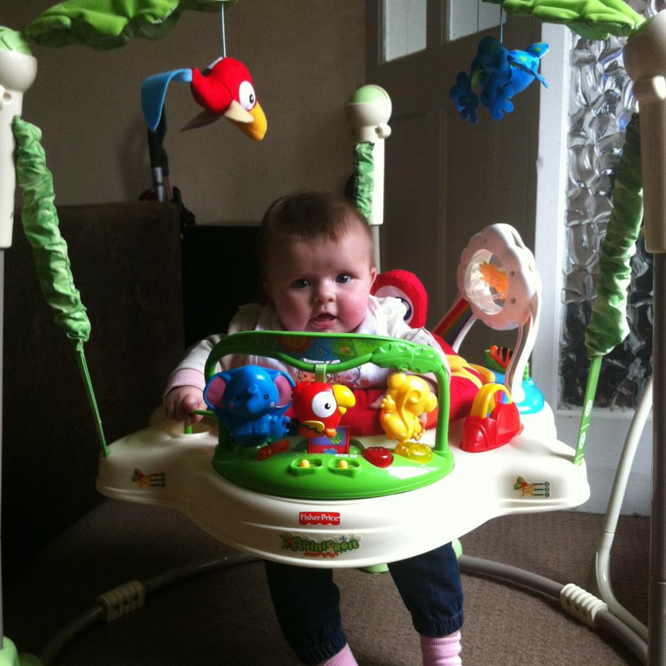 life through my eyes review fisher price rainforest jumperoo