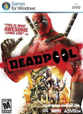 Deadpool PC Cover
