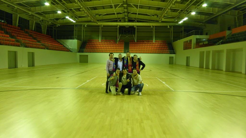 Futsal Arena di Chisinau