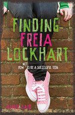 Finding Freia Lockhart book cover