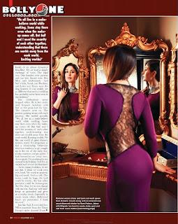 Kareena Kapoor Khan Stunning Beauty Sizzling Pics For Hello India Dec 2013 Magazine