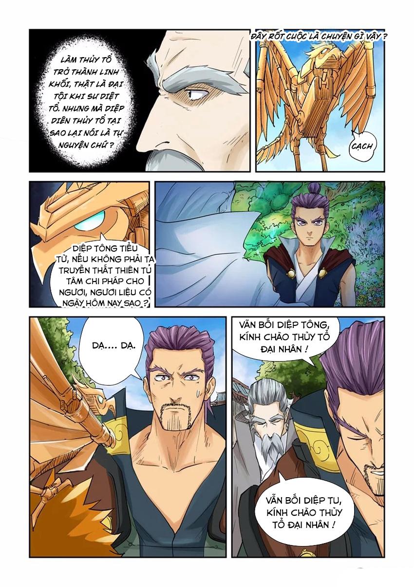 Tales of Demons and Gods chap 120.5 Trang 5 - Mangak.info