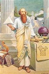Pithagoras o Mestre da Numerologia .