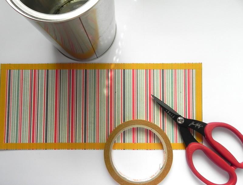 DIY tutoriál... Stojánek na tužky.