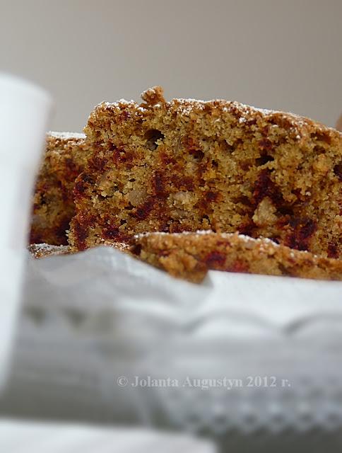 ciasto buraczane