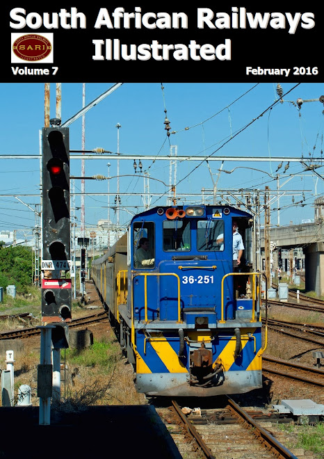 South African Railways Illustrated