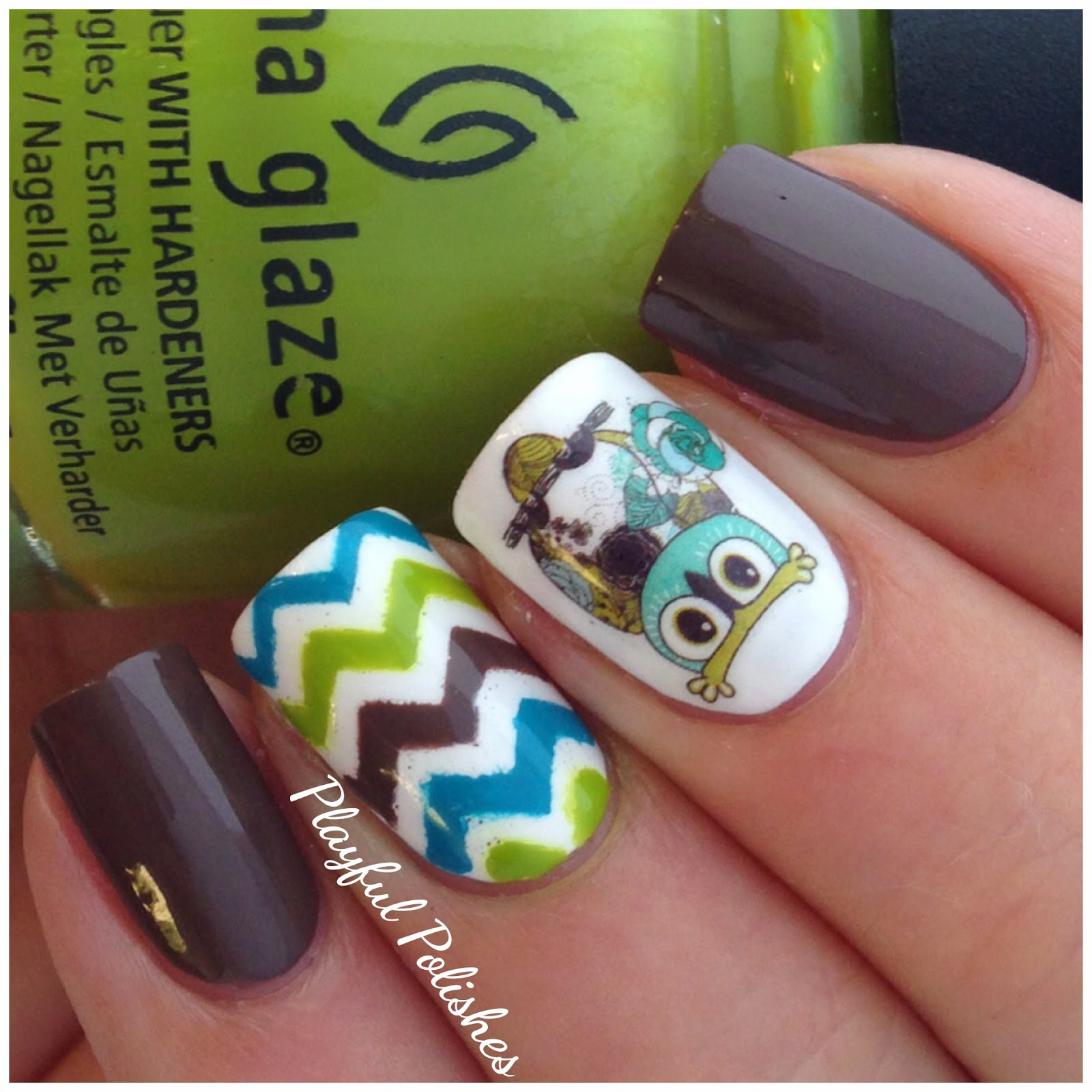 Playful Polishes: August 2014