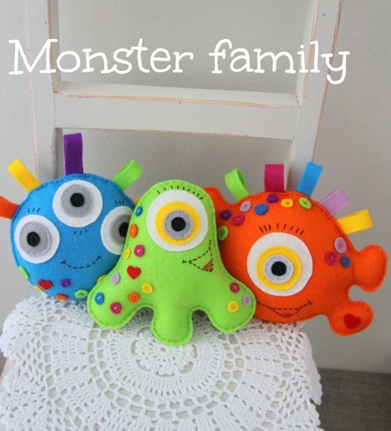 Homey home design june 2013 for Baby monster fabric