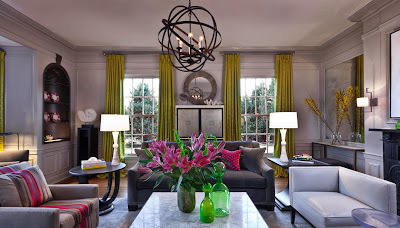 dine to lounge room renovation project with a touch of elegance