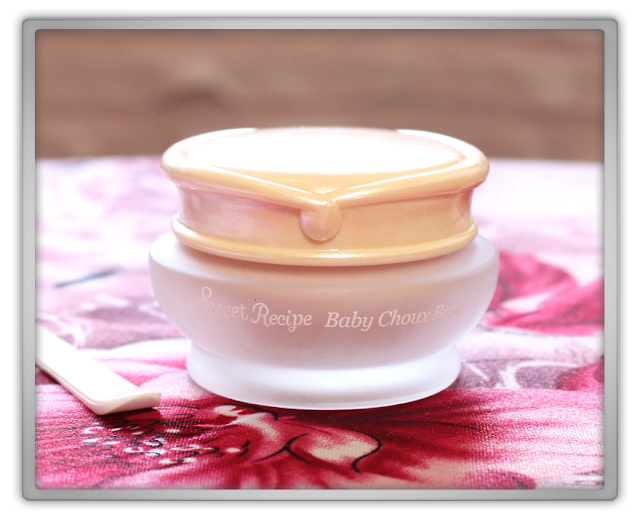 Jolse Order Etude House Clearance sale Haul Review 2015 beauty blogger Etude House Sweet Recipe Baby Choux Base #03 03 Peach Choux