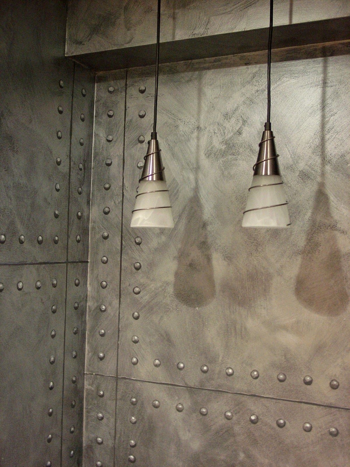 Eye For Design Decorate Your Walls With Nailheads And Rivets