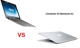 Ultrabook VS macbook