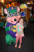 Gettin' Down with Chuck E. Cheese