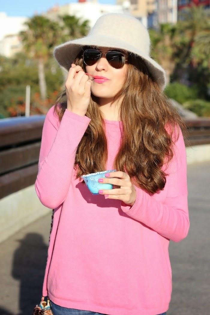 jerseyrosa_rosa_pink_pinksweater_sweater_zara_helado_sombrero_angora_angorina_look_angicupcakes3
