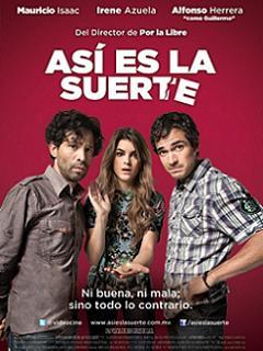 Así es la suerte (2011) – Latino