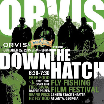 The fiberglass manifesto down the hatch fly fishing for Hatch fly fishing