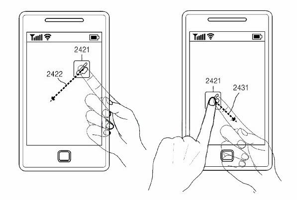 Новый прорыв: Samsung патентует телефон с прозрачным дисплеем, которым можно управлять с обеих сторон