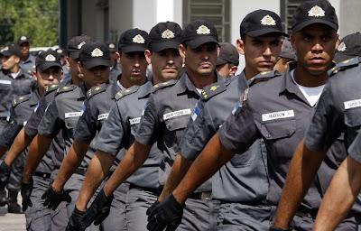 1 de maio: Homenagem ao trabalhador brasileiro:policial