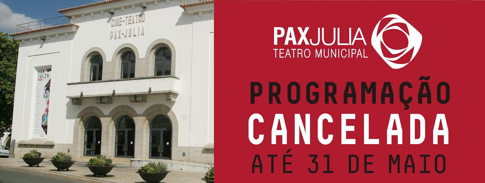 Pax Julia - Teatro Municipal