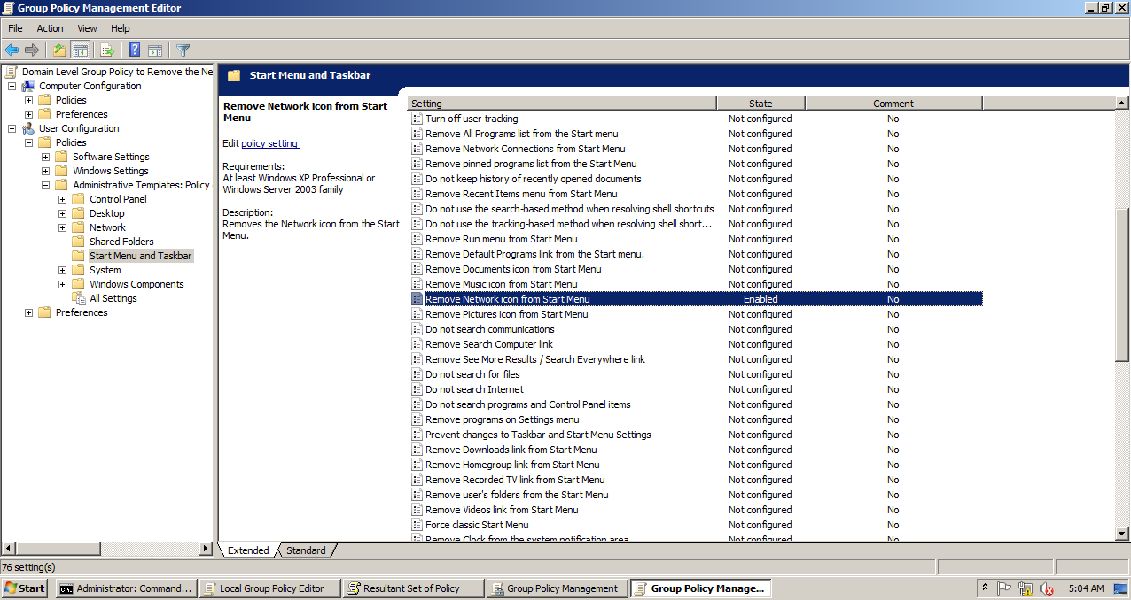Ad Shot Gyan Group Policy Settings Are Cumulative