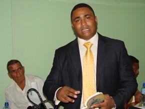 Vocero del PRD culpa a Administración ASDE de que informe de Comisiones no sean presentados a tiempo