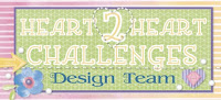 Join us a Heart2Heart for weekly CTMH challenges!