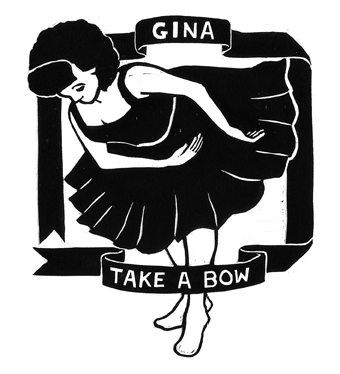 Gina Take a Bow