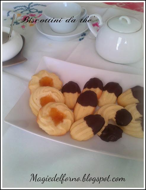 biscottini da thè