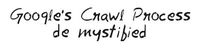 Google's Crawling Process De-Mystified MohitChar