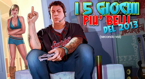 Videogiochi più belli del 2013