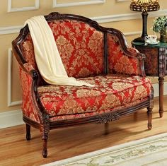 The Age Old Trend of Brocade | Baroque Furniture