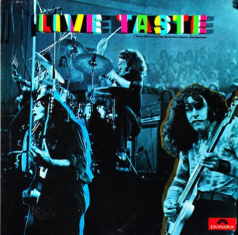 Taste - Live Taste (1971) Taste+live