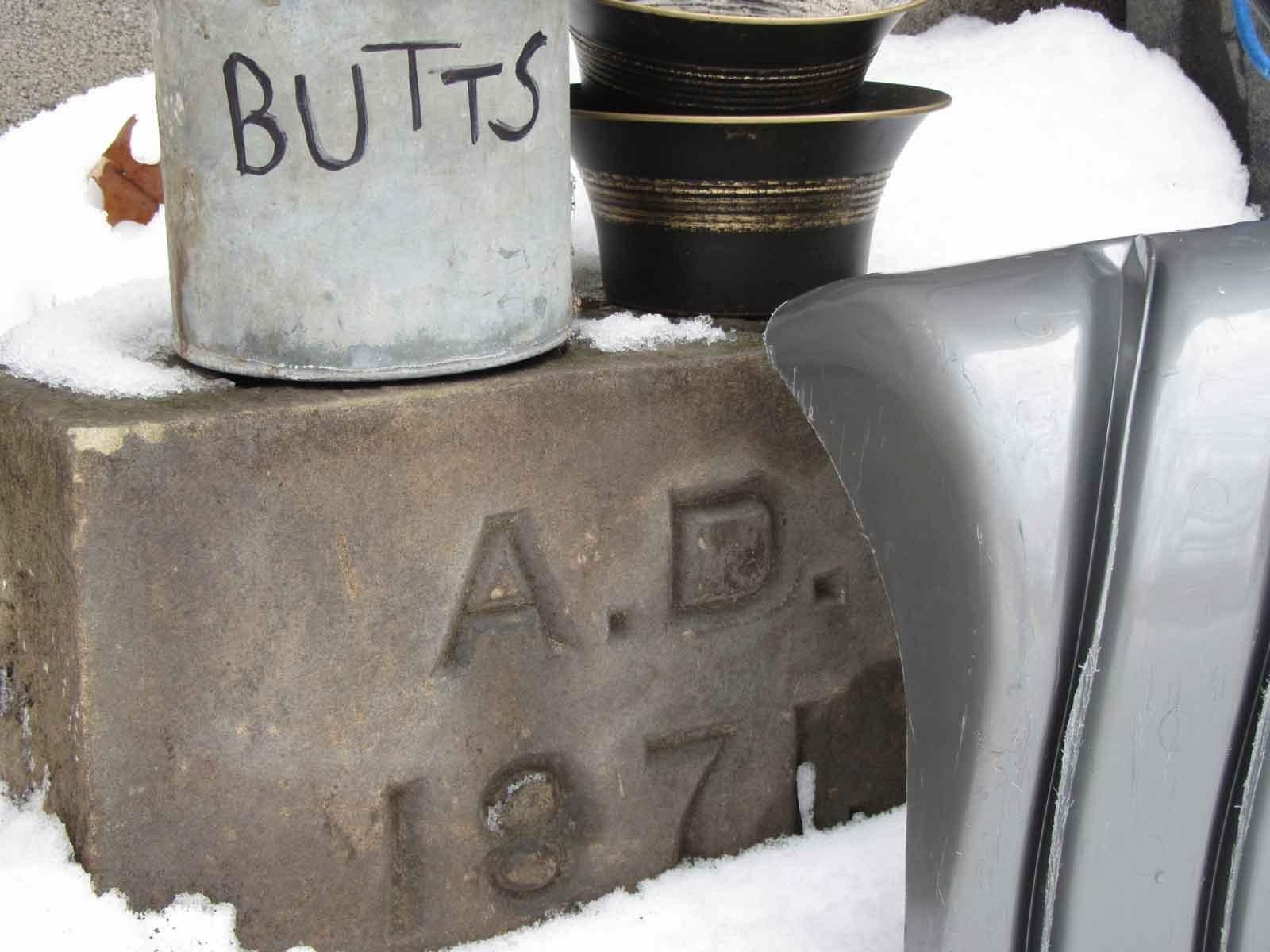 butt can
