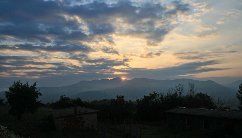 Lovely morning sky